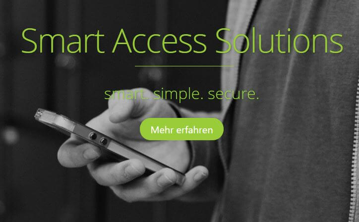 Online access control for loker locks