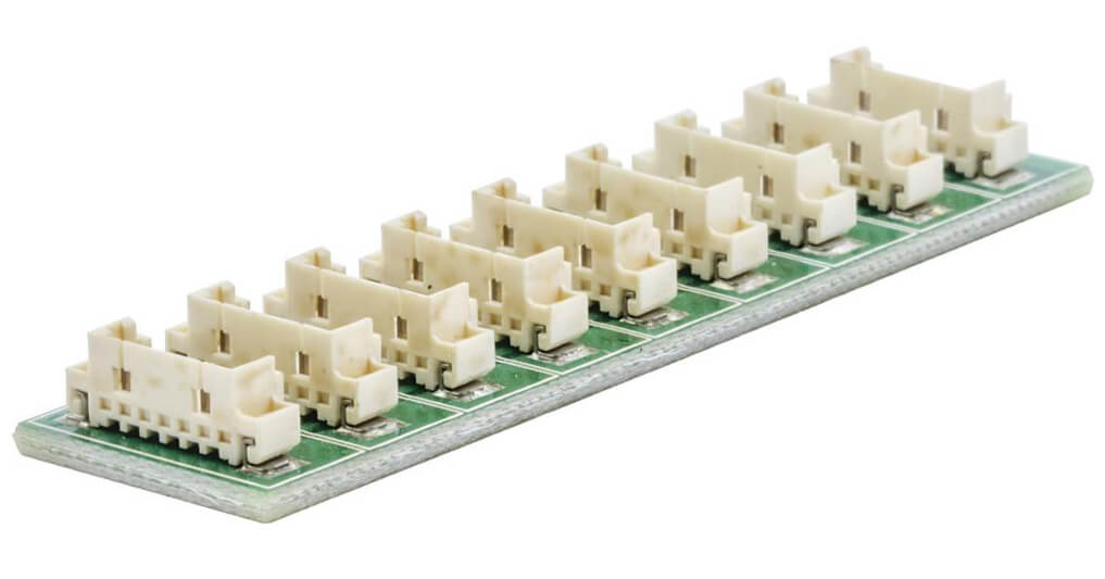Molex Picoblade 1,25 extension board
